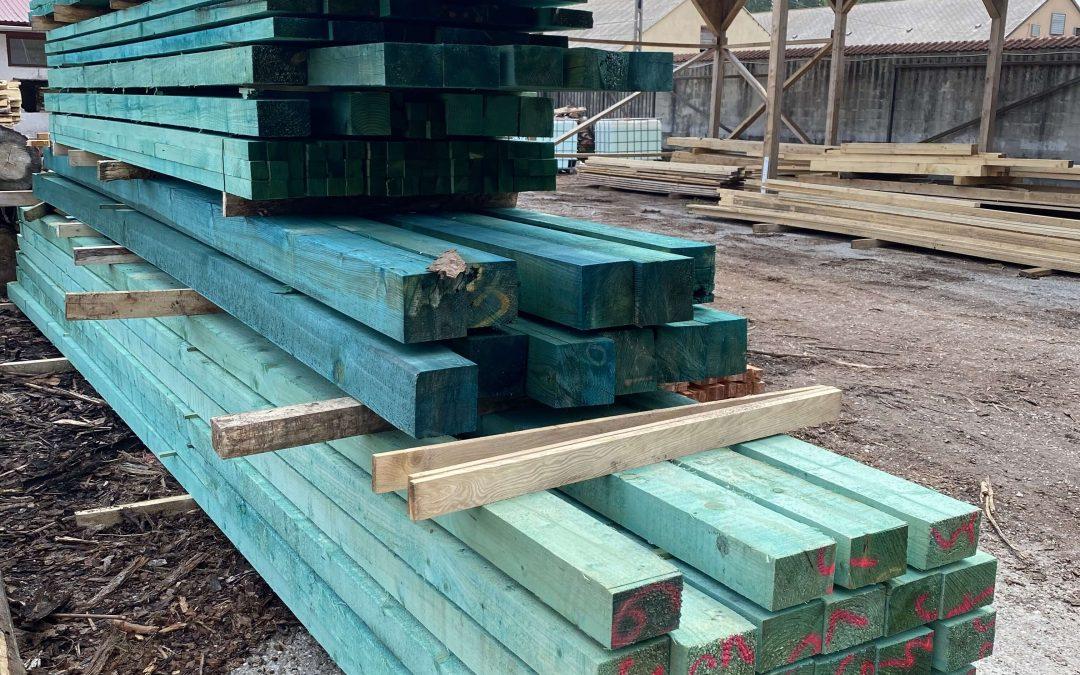 Ezért vásároljon védőszerrel kezelt faanyagot